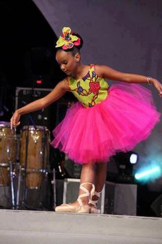 African ballerina