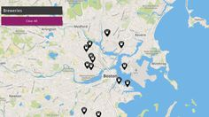 Use this map to take a tour of Boston breweries Boston Brewery, Winthrop University, Boston Things To Do, Vacation Spots, Places To See, Storytelling, Cheers, Tours, Map