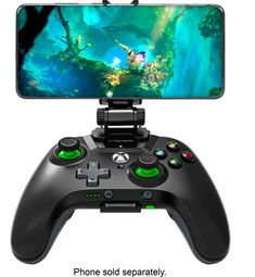 Play more than 100 Xbox games from the cloud¹ with incredible precision by pairing the MOGA XP5-X Plus Bluetooth Controller² with your compatible Samsung smartphone or tablet Android Mobile Games, Android Pc, Gaming Accessories, Mobile Accessories, Cloud Gaming, Android Windows, Xbox Console, Xbox Controller, Game Pass