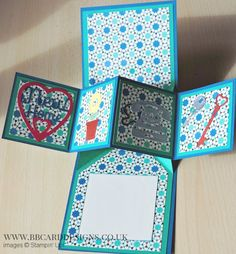 New Home pop up panel card