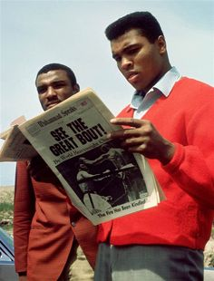 Float Like a Butterfly: Muhammad Ali's Life in Photos - NBC News