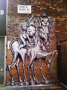 The Visceral Art of David Choe   Abduzeedo  