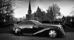 Vlaamse busbouwer ontwerpt spectaculaire Rolls - De Standaard