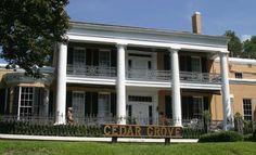"Haunted House In Cedar Rapids | Vicksburg Haunted House, Cedar Grove Mansion - HauntedHouses.com"""