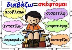 Διαβάζω=Σκέφτομαι! – Reoulita
