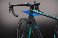 PARLEE Cycles | RZ7 LE Carbon Road Bike, Bottom Bracket, Brake Calipers, Road Bikes, Road Cycling, Custom Paint, Carbon Fiber, Custom Framing