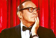 Jack Benny - (1894-1974) had a TV show from 1950-65 and was a radio and TV legend.