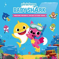 Pinkfong Presents: The Best of Baby Shark - Baby Shower House Playlists, Baby Baby, Baby Toys, Penguin Dance, Baby Shark Dance, Easter Baskets For Toddlers, Shark Games, Jungle Boogie, Animal Action