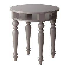 ISALA Table d'appoint IKEA Tablette séparée pour ranger magazines et autres ; libère de la place sur le plateau de table.