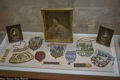 1830er, Taschen und Armbänder, Russland?
