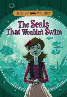 """The Seals That Wouldn't Swim""  ***  Steve Brezenoff  (2011)"