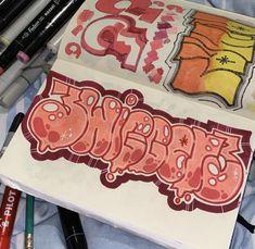 Graffiti Words, Graffiti Lettering Fonts, Graffiti Doodles, Graffiti Writing, Graffiti Tagging, Graffiti Artwork, Graffiti Alphabet, Street Art Graffiti, Graffiti Designs
