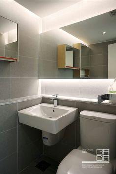Pinterest 상의 작은 욕실  욕실, 욕실 아이디어 및 화장대에 관한 ...