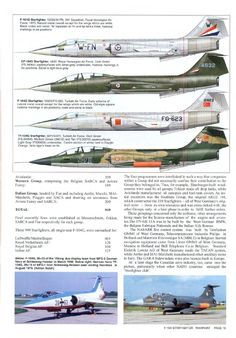 Lockheed Starfighter by Teodoro Lolo - issuu Military Jets, Military Aircraft, Sabre Jet, War Thunder, Cobra, Us Air Force, War Machine, Planes, Fighter Jets