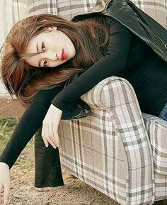 Bae Suzy for Cosmopolitan Korea 2017