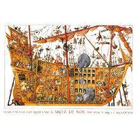 Heye - Ноев ковчег (Jean-Jacques Loup, Arche Noah)