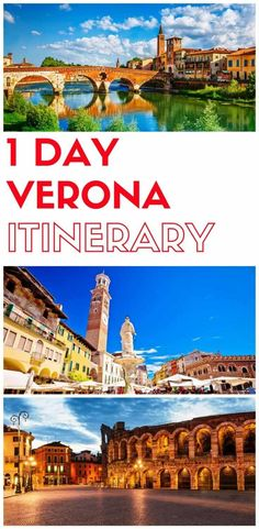 One day in Verona, things to do and see | travelpassionate.com