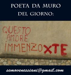 amore immnenzo
