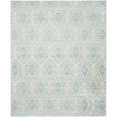 Safavieh's Valencia collection is inspired by timeless traditional designs crafted with the softest polyester available.