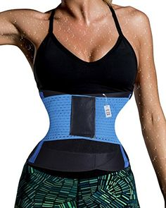 8bb14943fe Hot Shapers Neoprene Waist Trainer Corset For Slimming Waist Tummy Weight  Loss Fitness Belt For Belly Underbust Control Trimmer