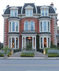 Seriously beautiful architecture in Buffalo, The Mansion on Delaware.