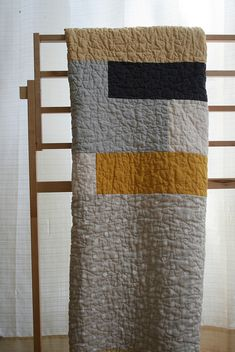 I LOVE the quilting!