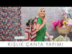 Knitting Videos, Straw Bag, Elsa, Diy And Crafts, Facebook, Youtube, Crochet Bags, Instagram, Women