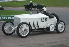 1913 Daimler Mercedes Rennwagen (Edwardian race car)