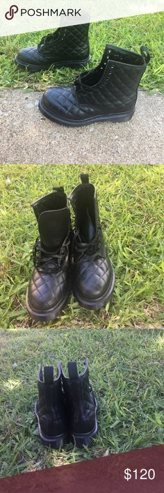 Dr martens CORALIE boots new black no tags size 6 Dr martens CORALIE boots new black no tags size 6 womens air cushion soles. Oil fat acid petrol alkali resistant. Made in thailand. dr martens Shoes Ankle Boots & Booties