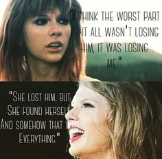 """Oh my gosh I did not even realize that! I did notice the """" stay, stay, Stay"""" on red and then the song """" all you had to do was stay"""" on her next album 1989"""