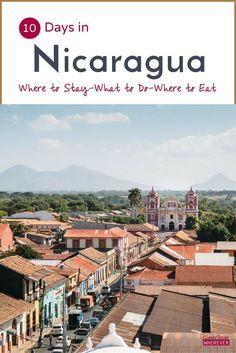Nicaragua Travel Gui