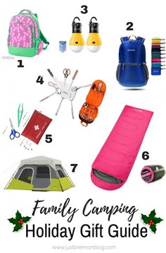 2017 Family Camping Holiday Gift Guide - Just Brennon 4cd096cf7d85b