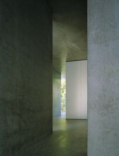 "Apartment Building on Forsterstrasse by Christian Kerez ""Location: Zurich, Switzerland"" 2003"