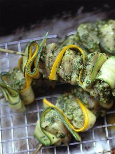 Chicken Kebabs   Chicken Recipes   Jamie Oliver Recipes