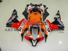 New Repsol Honda Kings Motorcycle Fairings Honda, Motorcycle, Kit, Collection, Biking, Motorcycles, Engine, Choppers, Motorbikes