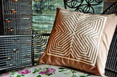 Oimei Co. fair trade pillows.