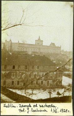 Lublin 1928 Poland My Kind Of Town, Historical Images, Krakow, Planet Earth, Art And Architecture, Prague, Mario, Landscape, Places