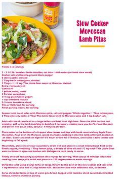 Goat Recipes, Cooking Recipes, Lamb Shoulder, Lamb Stew, Mediterranean Diet Recipes, Goats, Slow Cooker, Fruit, Food