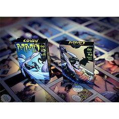 MMD#4 - Magicians Must Die Comic Deck by Handlordz & Jay Peteranetz