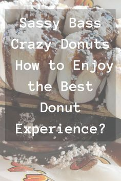 Forget Krispy Kreme and Dunkin Donuts and instead get ready to be amazed by the awesome options available at Sassy Bass Crazy Donuts in Gulf Shores, Alabama. Take a moment to think about your favorite donut…many of you may prefer glazed, some of you may prefer a hint of chocolate or perhaps one with a filling. Now consider a stereotypical fast-food menu item such as cheeseburger. Did you ever think that you would be combining both of these together to create a magical concoction? Welcome to…