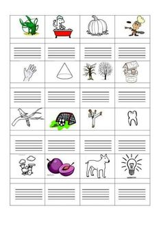 GYAKORLÓ FELADATLAPOK, TUDÁSPRÓBÁK 1. OSZTÁLY - webtanitoneni.lapunk.hu School Hacks, School Tips, Language, Teaching, Asd, Learning, Education, Language Arts, Teaching Manners