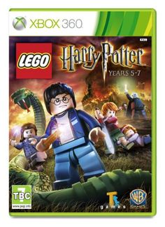Top 50 Xbox 360 Games 2013. Based on the last three Harry Potter books and final four films, LEGO Harry Potter Years 5-7 takes players through Harry Potter's heroic adventures in the Muggle and wizarding worlds.  Only £9.99