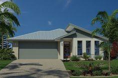 GJ Gardner Home Designs: Nova 157 Facade Option 2. Visit www.localbuilders.com.au/builders_south_australia.htm to find your ideal home design in South Australia