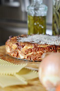 Potluck-Perfect Baked Lasagna