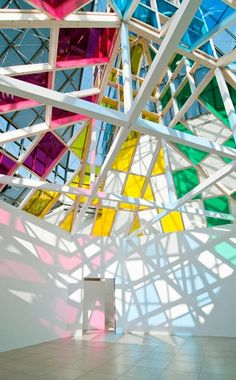 Colors by Daniel Buren