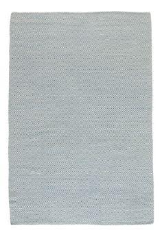Ellos Home V. turkoosi Villamatto, 170x240 cm, 199 e