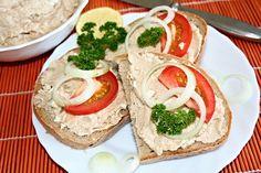 Tuňáková pomazánka Caprese Salad, Bruschetta, Ethnic Recipes, Events, Holidays, Food, Vacations, Holidays Events, Meal
