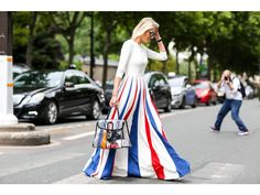 Street Style at Paris Fashion Week Haute Couture Fall Winter 2014-2015 (Part 3) :: The Wonderful World of Fashion