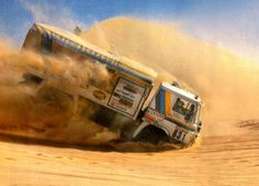 LIAZ 1985 Dirt Racing, Road Racing, Lifted Trucks, Big Trucks, Vw Amarok, Cars And Motorcycles, Rally, Offroad, Techno