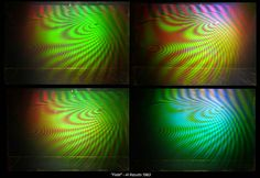 Al Razutis is an educator, innovator, and artist in holographic art and technologies, motion-picture film, and stereoscopic video art. Hologram, Holographic, 3d Video, Art And Technology, Alchemist, Abstract, Artist, Artwork, Pictures